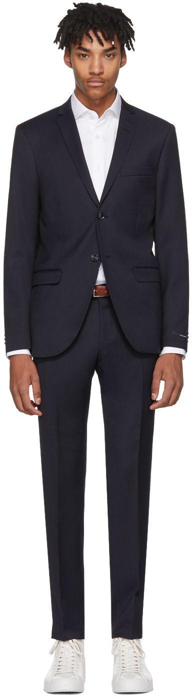 Tiger of Sweden - Navy Jil Suit