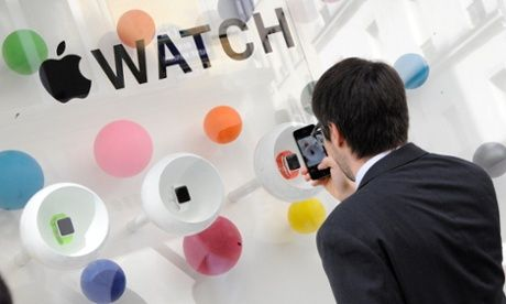 "This article <3 ""Apple Watch, smartwatches and the wearables fashion gap"" on Guardian.co.uk www.thebridgeco.uk"