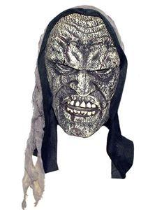 Flexi-Foam Zombie Frankenstein Mask - 358875 | trendyhalloween.com #halloweenmasks