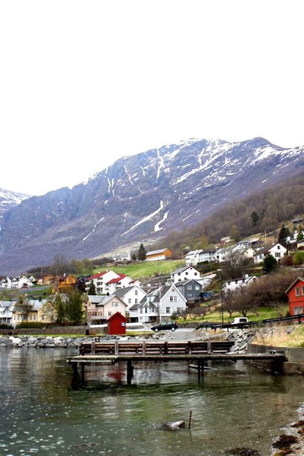 Would you ever do a house swap? We're doing one in Norway this summer...