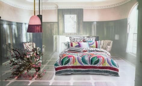 Liliko Quilt Cover Set by KAS Australia