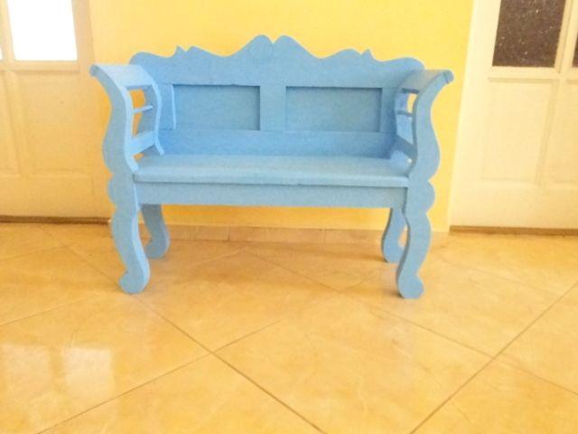 Antik paraszt lóca kék #1154792 - használt, olcsón eladó - Fotók - 1. kép