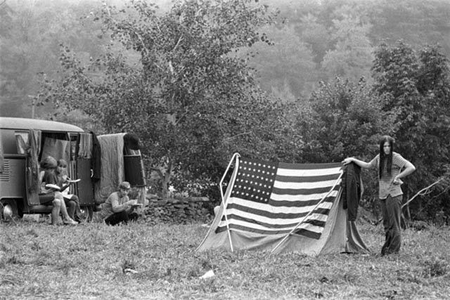 Private Photos Woodstock 1969 | ... and White Photographs of the 1969 Woodstock Festival - Page 2 of 2
