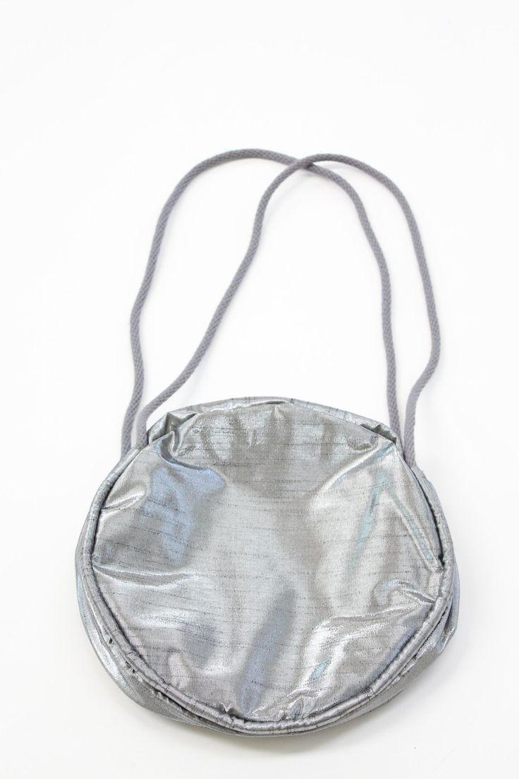 Lotfi Serus Bag Silver Silk Or Barley / Beklina