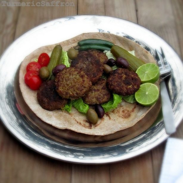 persian food recipes with pictures | Kotlet - Persian Meat Patties | Recipes-Persian Food