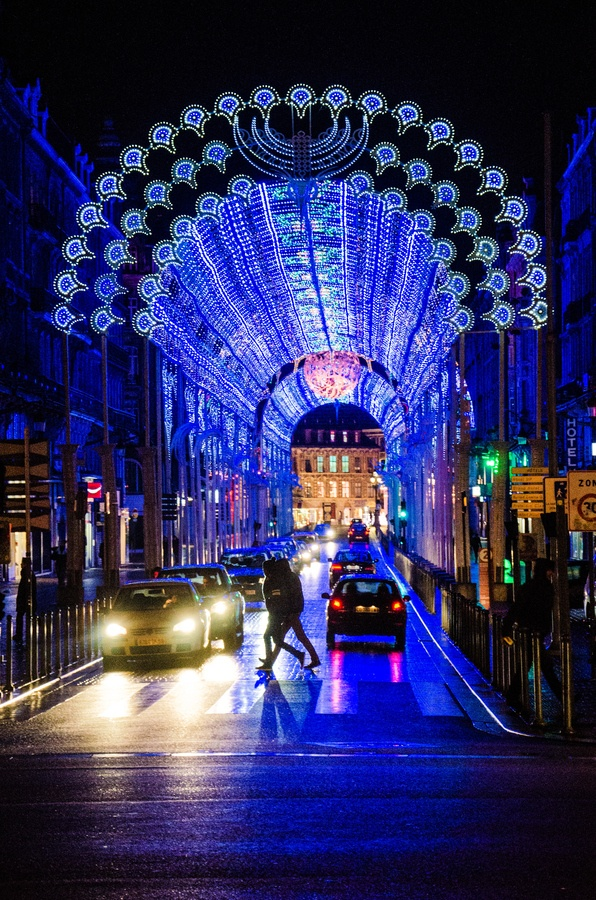 Christmas Lights ~ Lille, France