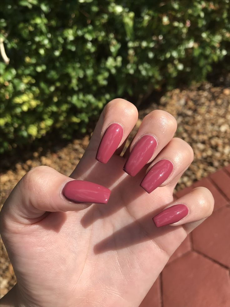 Liebe n #nails #acryl #coffin #fall #acryl #coffin – nageldesign
