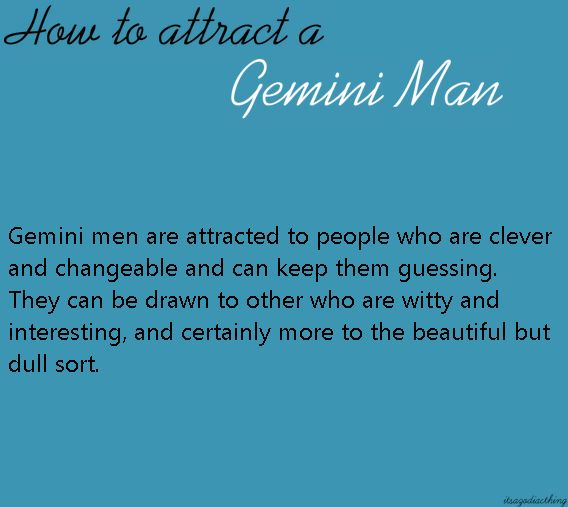 Aries Man and Gemini Woman Nature of Bonding