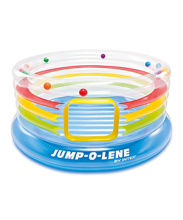 Love this Jump-O-Lene Ring Bounce by Intex on #zulily! #zulilyfinds
