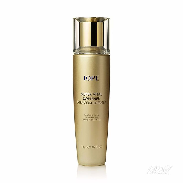 [IOPE] Super Vital Softener Extra Concentrated 150ml /Emulsion by Amore Pacific  #IOPE
