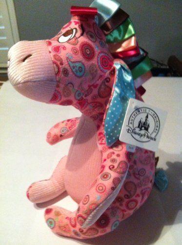 "Disney Winnie the Pooh, Eeyore, Paisley Eeyore 12 Plush Soft Doll Toy by Disney. $29.99. Authentic Disney Parks Eeyore Paisley Plush Soft Doll.  Stand 12"" tall"