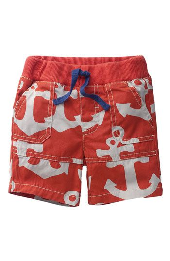 Mini Boden 'Baby Boarders' Shorts (Infant) | Nordstrom