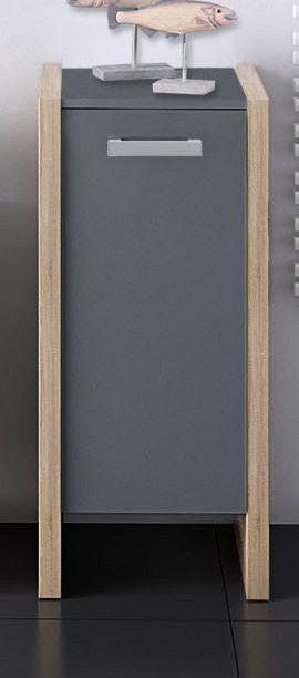 Schildmeyer Texas Unterschrank U40, basaltgrau Jetzt bestellen unter: https://moebel.ladendirekt.de/bad/badmoebel/unterschraenke/?uid=e1553a1d-e413-5515-a2d2-1eeaeb6ff4d7&utm_source=pinterest&utm_medium=pin&utm_campaign=boards #unterschraenke #bad #badmoebel #hängeschrank #basaltgrau