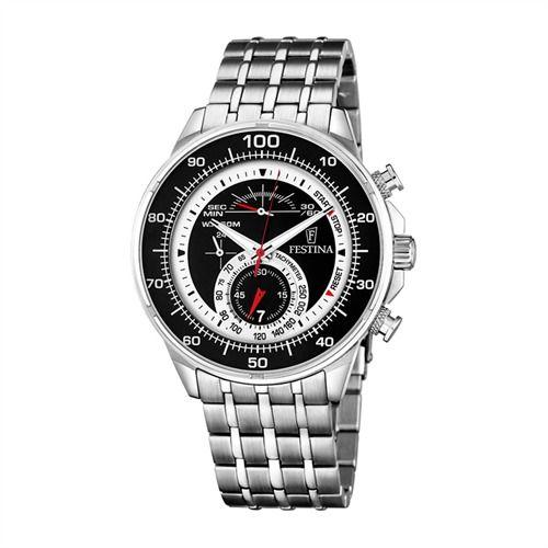 Herrenchronograph Festina Sport Edelstahl F6830/2 kurzfristig versandfertig bei The Jeweller http://www.thejewellershop.com/ #festina #uhr #sport #chronograph #steel #watch
