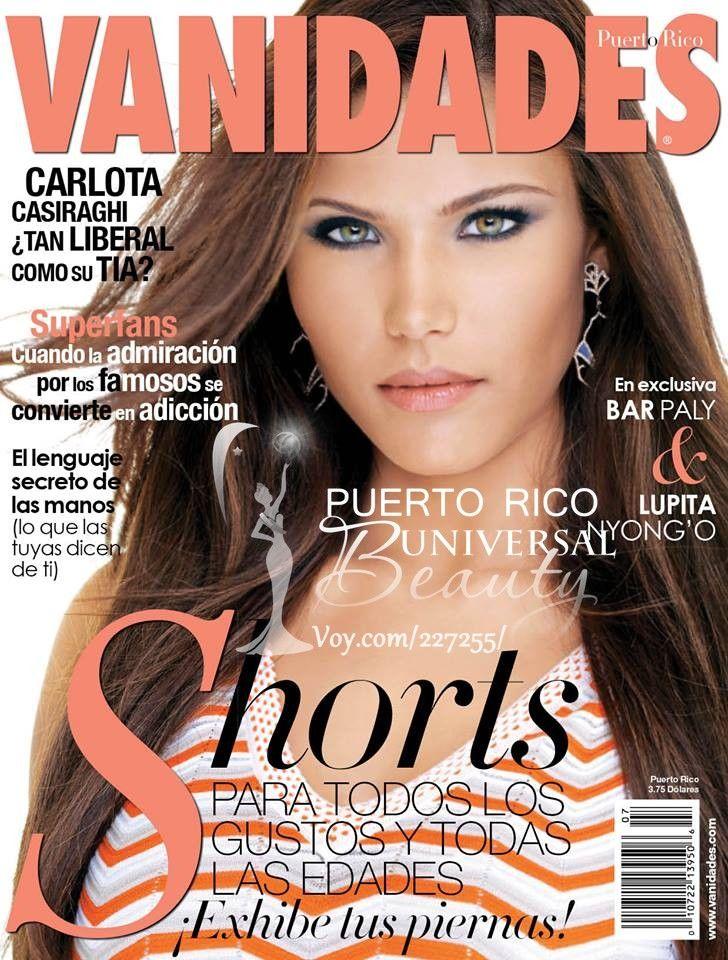 Gabriela Berríos Pagán para la mas reciente portada de la revista VANIDADES. #GabrielaBerrios #MUPR2014 #MUPR #MissPuertoRico #MissToaBaja #MissUniversePuertoRico2014 #MissUniversePuertoRico