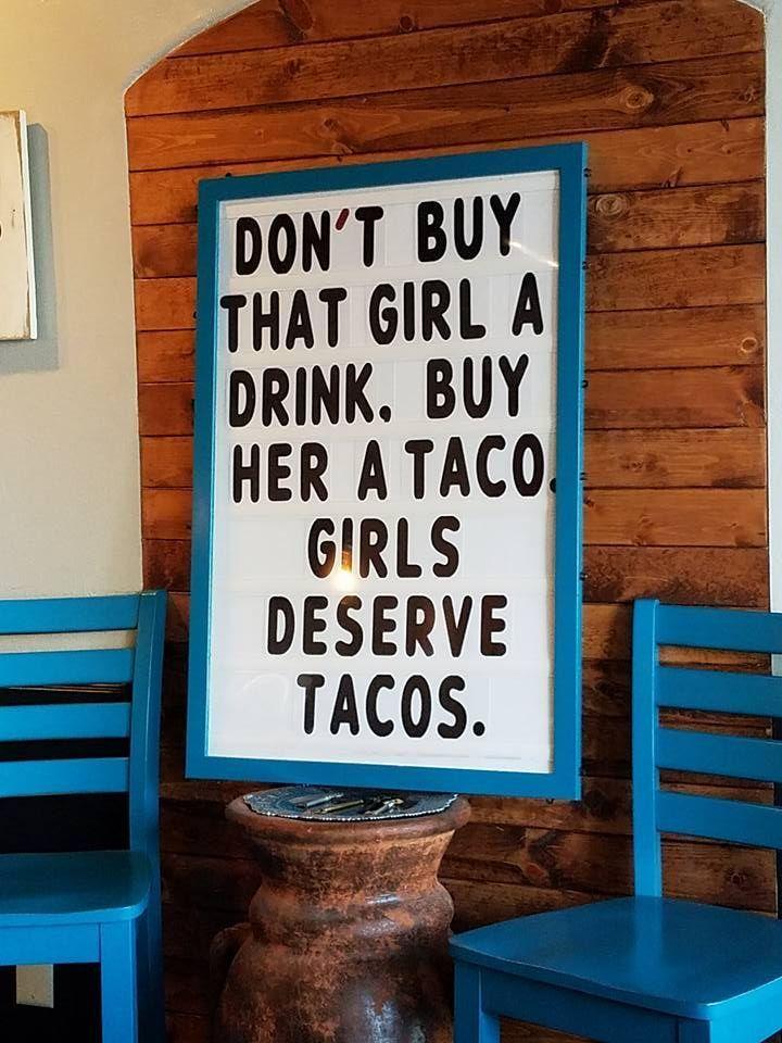 Tacos. That is all.   www.daintyhooligan.com
