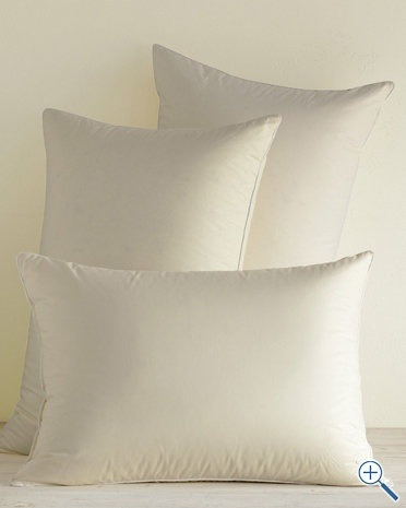 yummy goose down pillows