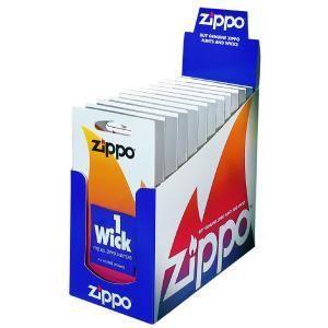 Zippo Wicks Individual Cards 24 pack