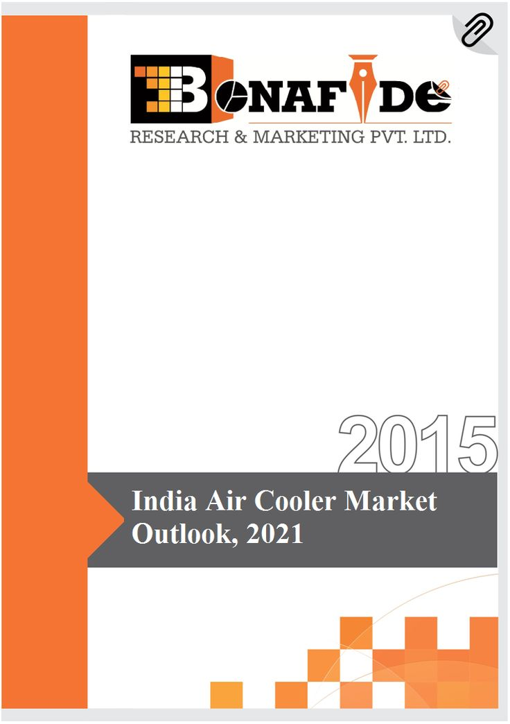 Residential Air Cooler Market expected to generate two times revenue by 2021: Bonafide Research