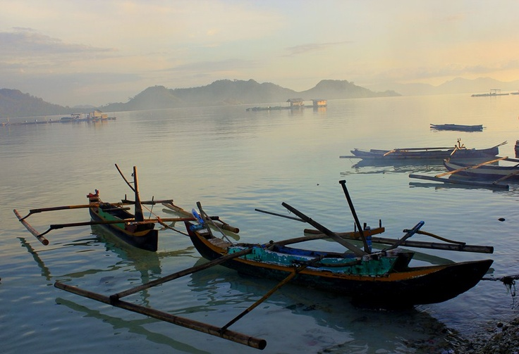 Pahuang Island - Lampung, Indonesia