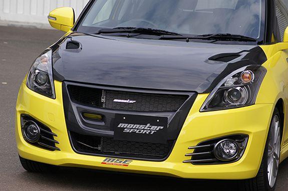 Suzuki Swift Sport ZC32S Monster Sport