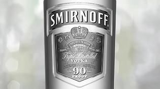 Smirnoff Silver 90 Proof is a clean over-proof vodka that delivers on all that you expect from the Smirnoff name. Odorless, colorless and tasteless with an easy finish, Smirnoff Silver is great for making cocktails, shots or party punches with an extra kick! Make a night in with friends an instant party with Smirnoff Silver.