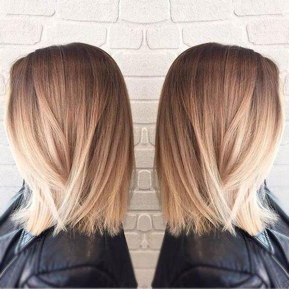 20+ Süße einfache Frisuren für mittellanges Haar