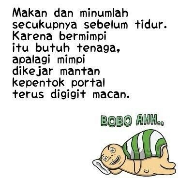 Bobo ahhhh