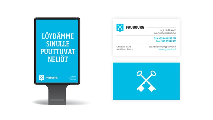 Faubourg – Identity