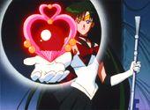 "Sailor Moon S  Episode 111    The Purity Chalice    Jap.111 ""The Grail's Divine Power! Moon's Double Transformation"""
