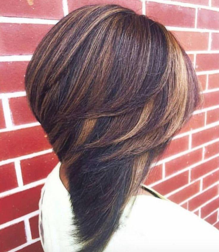Gorgeous bob via @thastylist18 - https://blackhairinformation.com/hairstyle-gallery/gorgeous-bob-via-thastylist18/