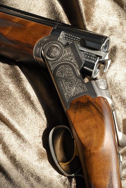 One day I will have my very own Baretta shotgun. Amazing craftsmanship!