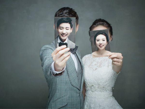 Tư thế chụp ảnh cưới