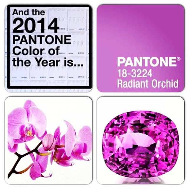 16 Best Radiant Orchid: Color Of 2014 Images On Pinterest