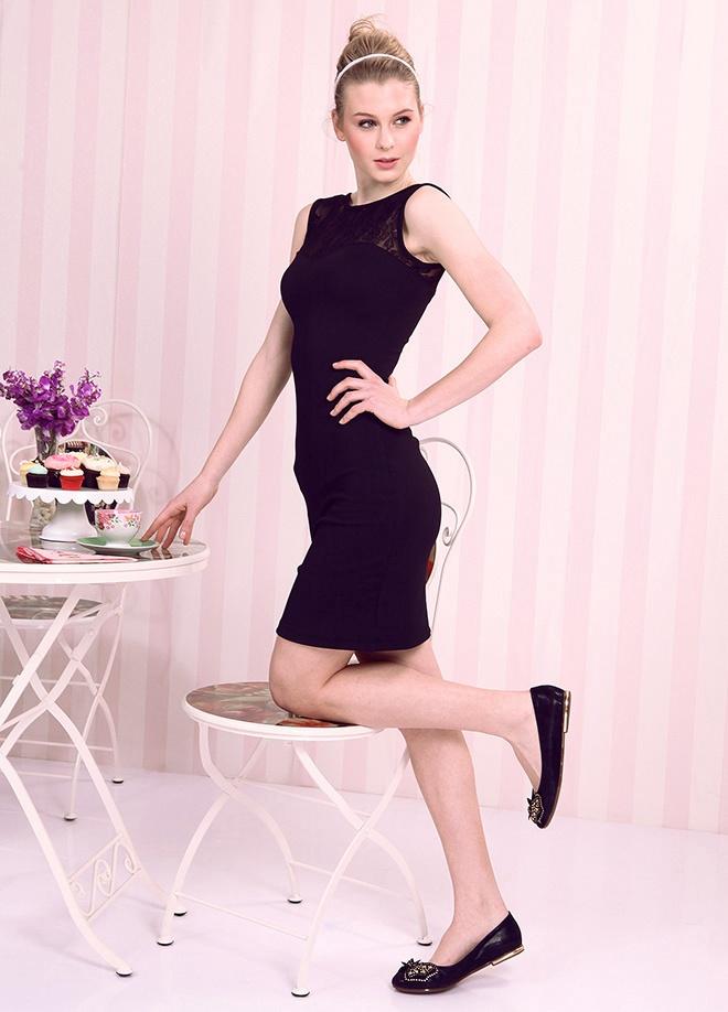 Pink Lady Elbise Markafonide 49,90 TL yerine 24,99 TL! Satın almak için: http://www.markafoni.com/product/3851663/