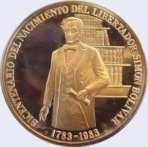 [1983] Bicentenario del Nacimiento del Libertador Simón Bolívar
