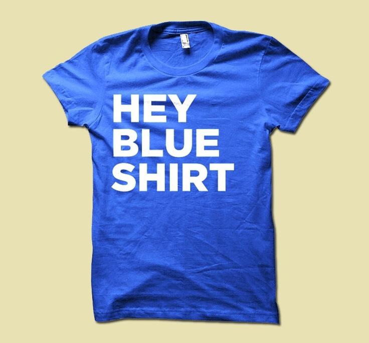 Anjelah Johnson, Hey Blue Shirt - Main View
