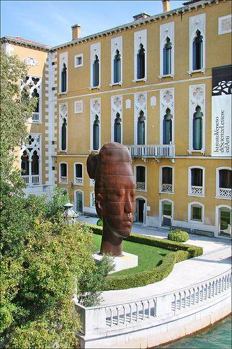 Jaume Plensa . Venice