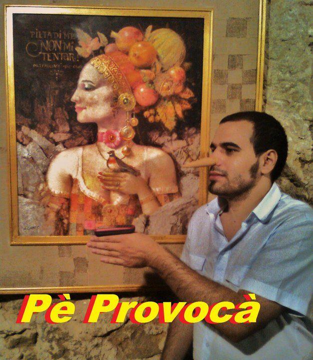 Pè Provocà - La provocazione online  http://www.peprovoca.it/