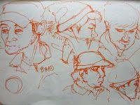 Toronto Subway Sketch Group Blog