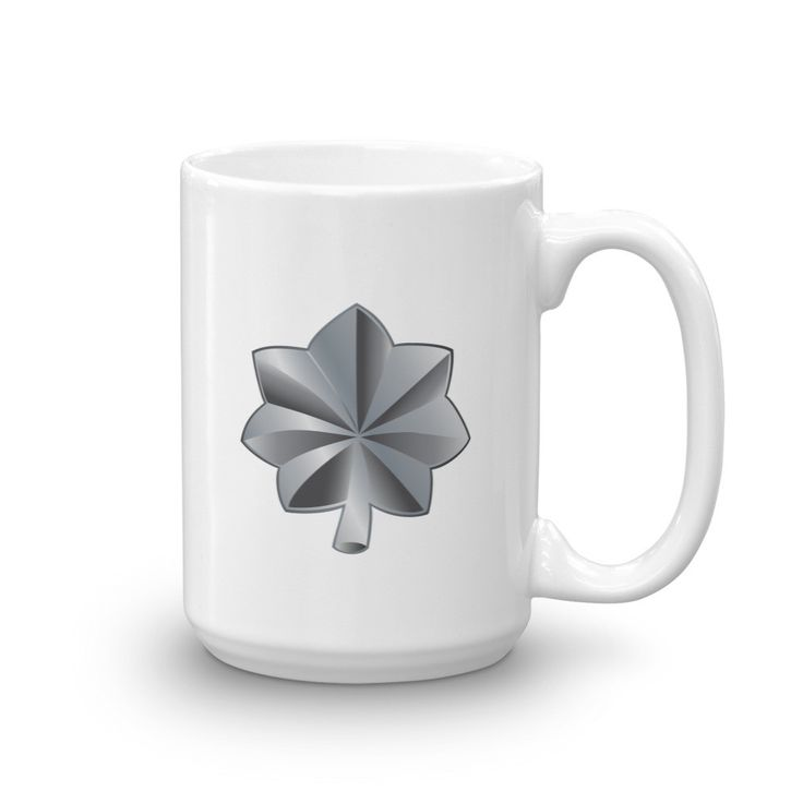 Military Officer Lieutenant Colonel Mug