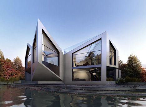 Crystallized housing: The Dynamic D*Haus by The D*Haus Company