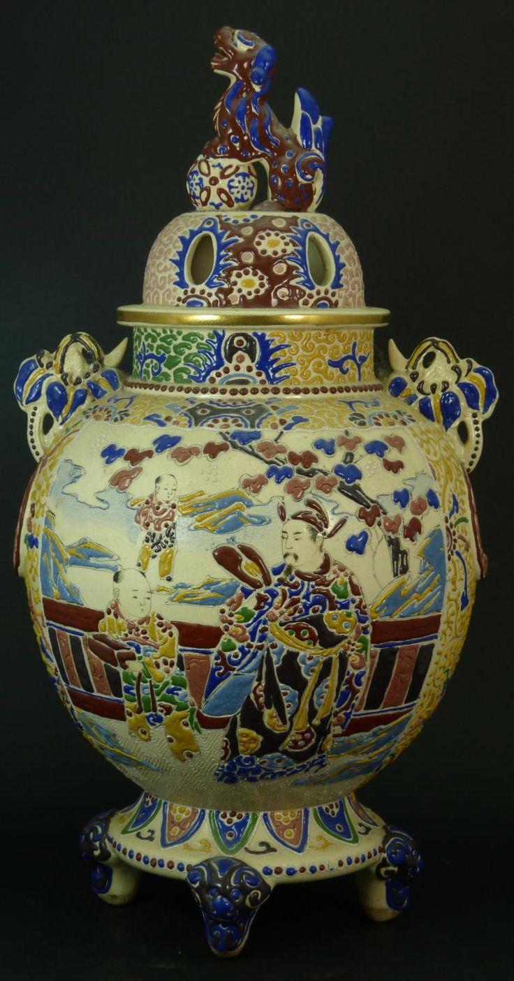71 best satsuma images on pinterest japanese porcelain antique antique satsuma reviewsmspy