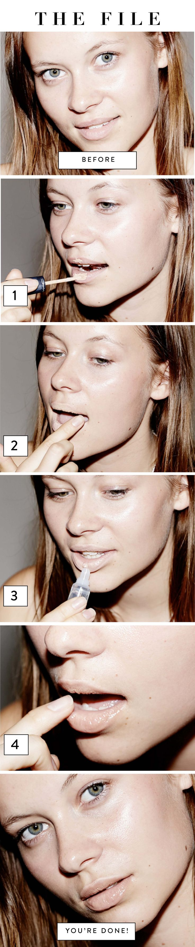 Big lips are a blessing that few of us can boast about. Consider this your cheat sheet to the diy lip job. | THE FILE