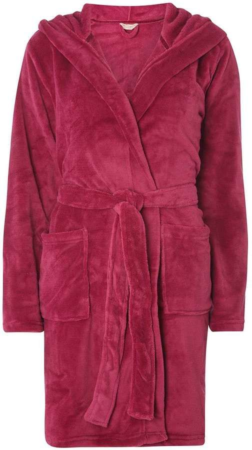 Mulberry Short Dressing Gown