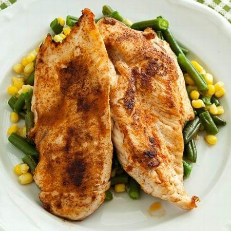 Gyors fűszeres csirkemell Recept képpel - Mindmegette.hu - Receptek