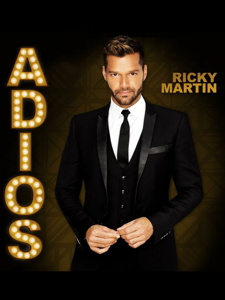 Ricky Martin: A Quien Quiera Escuchar (Deluxe Edition) by Ricky Martin https://itun.es/us/VBQ04 #RickyAQQE