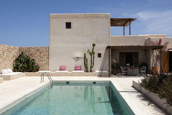 Eugenia Silva - Formentera home