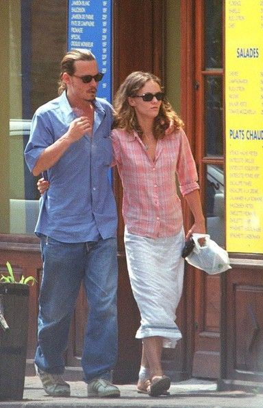 Johnny Depp and Vanessa Paradis Photos: Historical Retrospective: Johnny Depp…