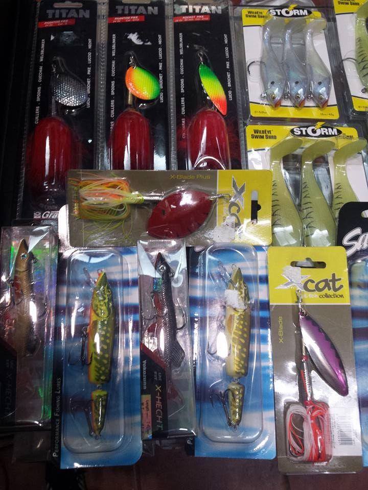 Para #pescar #lucios en #bogaapparel   #TiendaDePesca #Pesca #Fishing #PescaDeportiva #Pez #Fish #Lucio #Pike #PikeFishing #LucioPerca #PikePerch / #Extremadura ---> www.grupobogaapparel.com